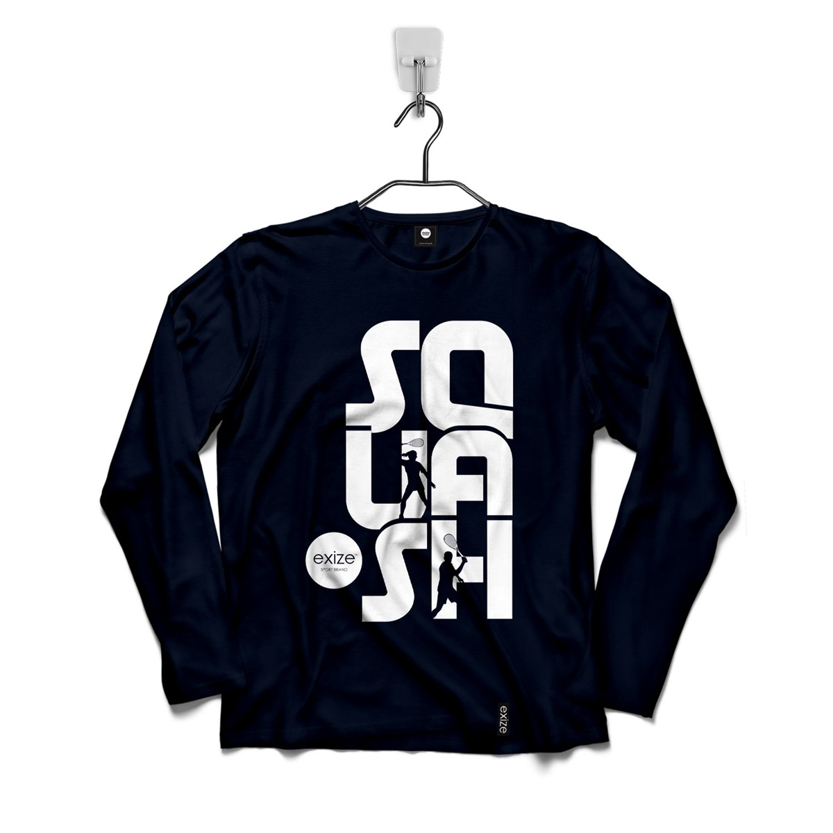 SQSH Level Up Long Navy