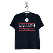 T-shirt SQSH Poland Navy